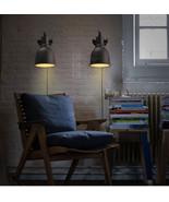 Vintage Witt Adjustable Sconce Plug Wall Lamp Industrial Antique Loft Light - $77.41