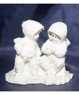 Deptartment 56 Snowbabies Handpainted Pewter This Will Cheer You Up  Fig... - $25.11