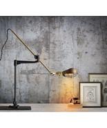 O. C. White Pharmacy Adjustable Task Table / Desk Lamp Vintage E27 Readi... - $230.30