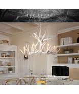 Antler Chandelier E14 Light Ceiling Lamp Restoration Lighting Fixture Ho... - $186.15+