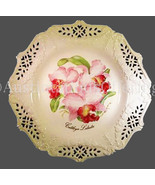 Crown Davenport The Crown Orchid Collector Plate - $34.99