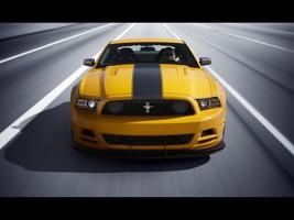 2013 Ford Mustang Poster 24 X 36 Inch Boss 302 Garage, Man Cave Decor, Wall Art - $18.99
