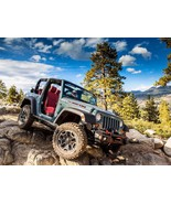 2013 JEEP WRANGLER RUBICON 24 X 36 INCH LARGE POSTER decor, man cave, ga... - $18.99