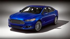 2013 Ford Fusion Hybrid Poster 24 X 36 Inch Garage, Man Cave Decor, Wall Art - $18.99