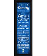 """Texas A&M University–Corpus Christi -  24x8 """"Family Cheer"""" Framed Print - $39.95"""
