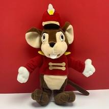 Walt disney store bean bag plush beanbag stuffed animal Dumbo Timothy Mo... - $19.07