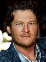 BLAKE SHELTON COUNTRY SINGER 24 X 36 INCH LARGE POSTER, the voice - $18.99