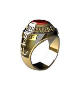 USCG Licensed Captains Ring-10KT GOLD - $1,195.00