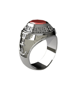 USCG Licensed Captains Ring-Sterling Silver - $325.00