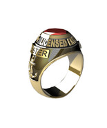 USCG Licensed Engineers Ring-10KT GOLD - $1,195.00