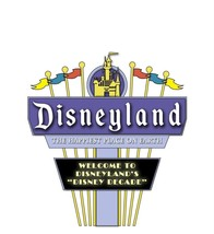 Disneyland Poster Sign 1989 To 1999 24 X 36 Inch Mickey Mouse, Disney World - $18.99