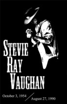 Stevie Ray Vaughn 24 X 36 Inch Large Poster Decor, Man Cave, Garage - $18.99