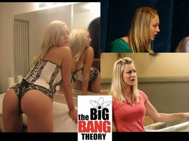 THE BIG BANG THEORY LARGE 24X36 INCH POSTER sitcom, Kaley Cuoco - $18.99