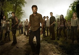 THE WALKING DEAD 24 X 36 INCH LARGE POSTER man cave, amc, movie - $18.99