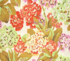 1 Fat Qtr Philip Jacobs PRIMULA PJ42 CREAM Flower Kaffe Westminster Fabr... - $6.95