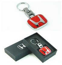 Honda Red High Quality Keychain with Box - $8.99