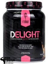 FIT MISS - DELIGHT 1.2lbs CHOCOLATE DELIGHT -WOMEN'S COMPLETE HIGH PROTE... - $27.80