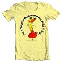 Chiquita banana t shirt chq101 thumb200