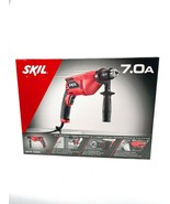 Skil 1/2 Inch Heavy Duty Keyed Chuck Variable Speed Corded Drill/Driver ... - $52.46