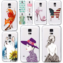 Phone Case for Samsung Galaxy S4 SIV i9500 High heeled shoes Girls Cat F... - $10.65