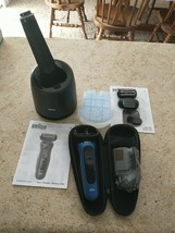 Open Box un-used Braun Series 6 SensoFlex Electric Shaver 6072cc Free Shipping - $74.20