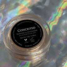 Artist Couture Diamond Glow Powder Conceited Mini See Photos Sealed image 2
