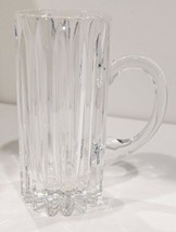 Marquis By Mikasa Beer Glass 7 inches Tall Lead Crystal - $19.00