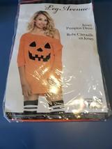 Leg Avenue Women's Pumpkin and Ghost Halloween Shirt Dress Costume - $29.00