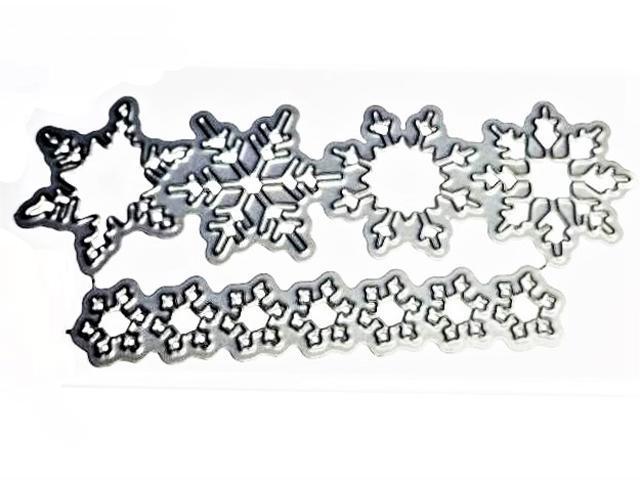 Snowflake Die Set #1
