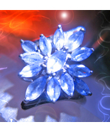 Haunted ring KAYSHALYI FAIRY WIZARD SPIRIT MAGICK VESSEL MAGICK 925 WITCH  - $137.77