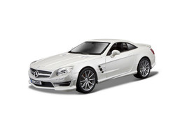 Mercedes Benz SL65 AMG Diecast Model Car 18-21066 - $25.44