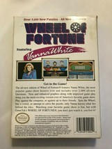 Wheel of Fortune: Featuring Vanna White (Nintendo Entertainment System, ... - $14.84