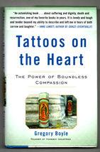 Tattoos on the Heart hardback book - $13.00
