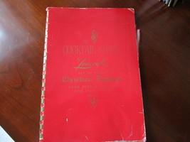 Leacock Vintage Irish Linen Cocktail Napkins Christmas by Tammis Keefe - $75.00