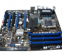 MSI X58 Pro Intel X58 ICH10R LGA 1366 ATX Core i7 DDR3 Motherboard - ₹12,390.57 INR