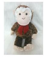"18"" Hobby Lobby Monkey Minky Swirl Brown Cream Soft Stuffed Lovey Toy B209 - $24.97"