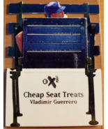 Vladimir Guerrero 1998 EX-2001 Cheap Seat Treats Vladimir Guerrero Expos... - $3.00
