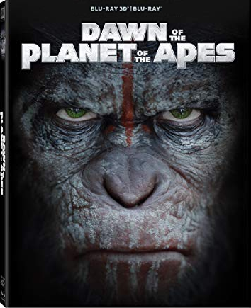 Dawn of the Planet of the Apes [3D + Blu-ray]