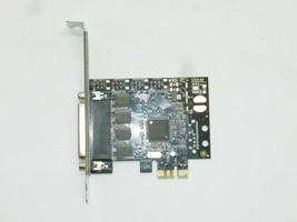 StarTech.com PEX4S553B 4 Port RS232 PCI Express Serial Card - $29.99