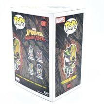 Funko Pop! Spider-Man Maximum Venom Venomized Groot #601 Action Figure image 4