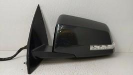 2007-2008 Gmc Acadia Driver Left Side View Power Door Mirror Black 83826 - $304.99