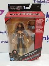 "DC Multiverse Justice League Movie Aquaman 6"" Action Figure Steppenwolf ... - $14.99"