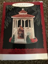 Hallmark 1996 Our Christmas Together Keepsake Ornament - $7.69