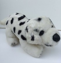 "Vintage Russ Berrie Yomiko Classic Dalmation Plush Stuffed Animal 10"" #7772 - $12.87"