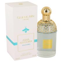 Guerlain Aqua Allegoria Teazzurra Perfume 4.2 Oz Eau De Toilette Spray image 2