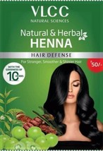 120 gm X 2 PACK OF VLCC Natural & Herbal Henna Free Shipping - $12.30