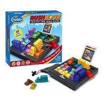 ThinkFun Rush Hour Traffic Jam Logic Game and STEM Toy for Boys and Girl... - $26.17