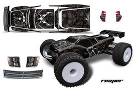 Rc Grafik Kit Abziehbild Wrap für Jconcepts Punisher RC8T Illuzion Reaper K - $29.72