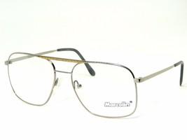 NEW Marcolin MOD. 6039 c. CO Silver MEN EYEGLASSES FRAME GLASSES 56-17-1... - $39.59
