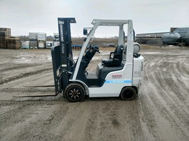 2014 Nissan MCp1F2a25LV For Sale In Bellevue, OH 44811 image 3